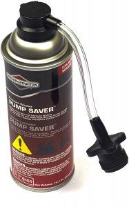 Briggs stratton pump saver