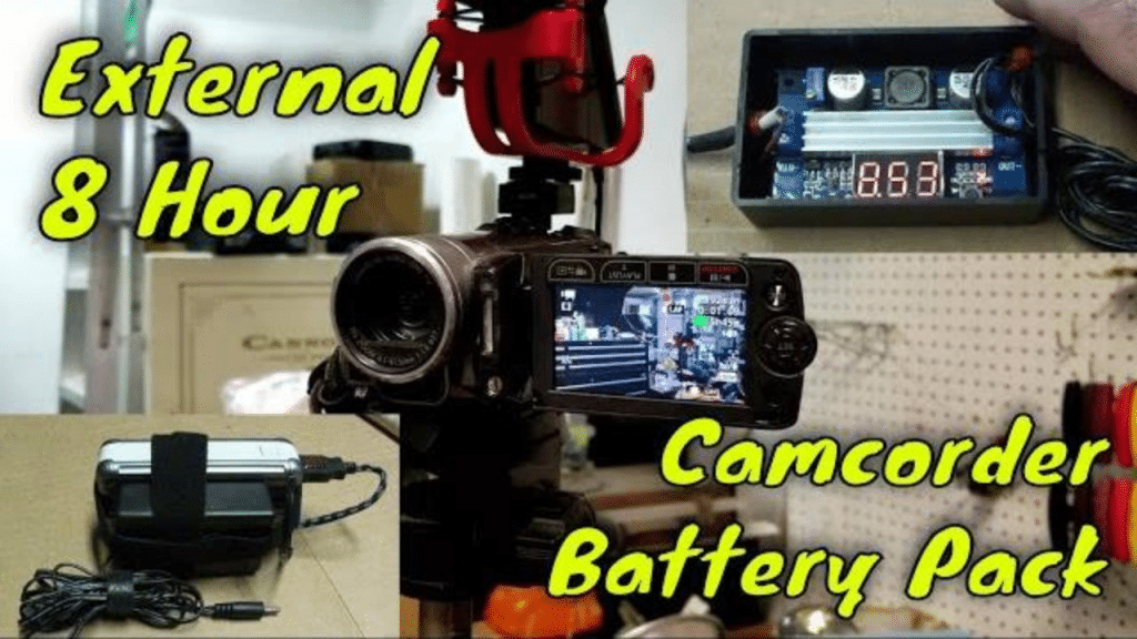 cannon battery charger
