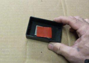 drilling project box