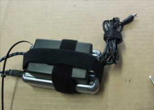 external cannon camcorder charger complete
