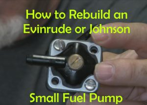 DIY - johnson evinrude fuel pump