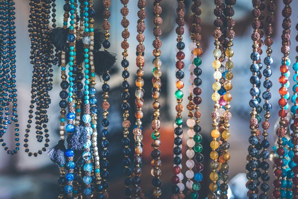 craft show beads