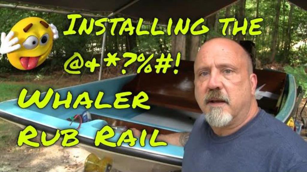 Installing Rub Rail